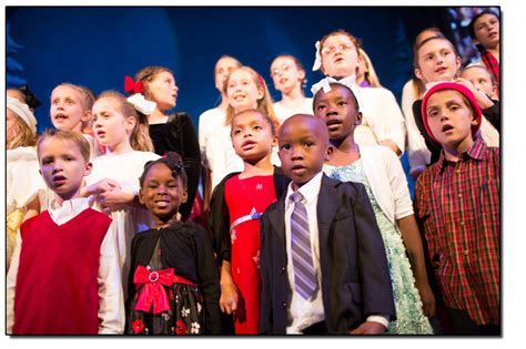 singing christmas tree 2014 hobe sound christian academy