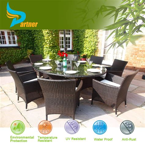 pvc wicker patio furniture outdoor pvc resin wicker patio furniture high back chairs
