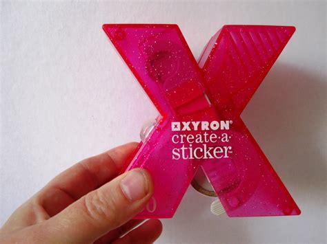 Xyron 150 X Create A Sticker Machine