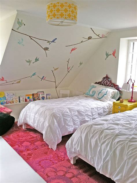 kids bedroom wall colors 30 creative and trendy shabby chic kids rooms