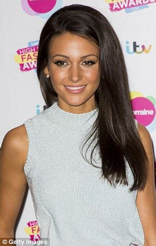 michelle keegan hairstyles half up half down michelle keegan arrives separately from fianc 233 mark wright