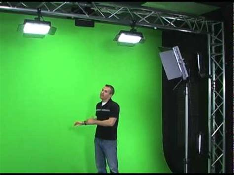 budget green screen lighting tips for lighting a green screen lensvid comlensvid com