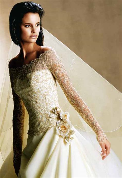wedding gowns with sleeves wedding dresses with sleeves and lace