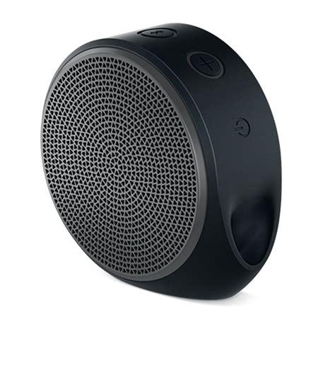 Speaker Bluetooth Logitech X100 mini bluetooth speaker x100 logitech