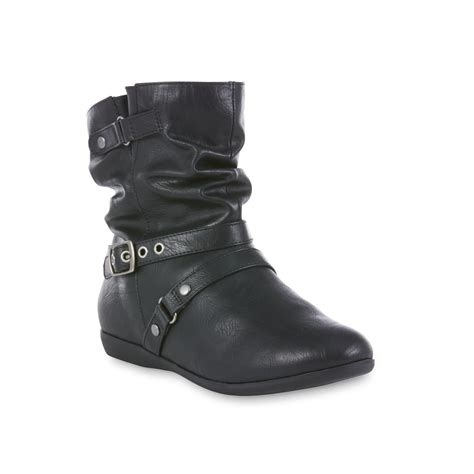 sears womens ankle boots bongo s black ankle boot sears