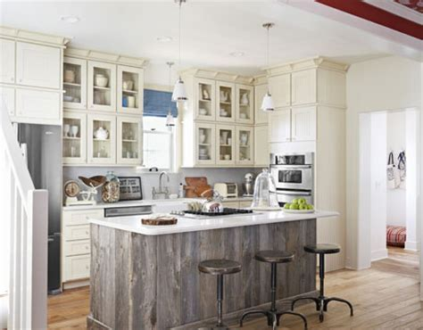 Rustic Kitchen Remodel Ideas   The Home and Garden Cafe