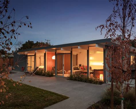 eichler home building lab architects renovate an eichler in marinwood