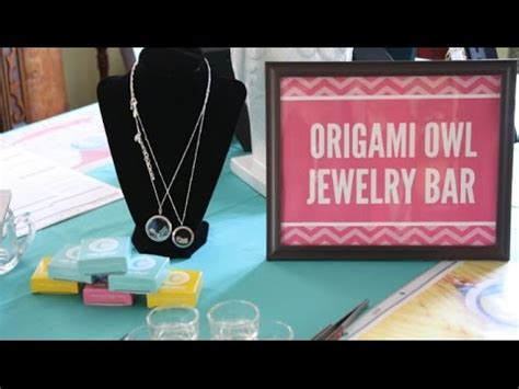 Origami Owl Jewelry Bar - origami owl jewelry bar tutorial