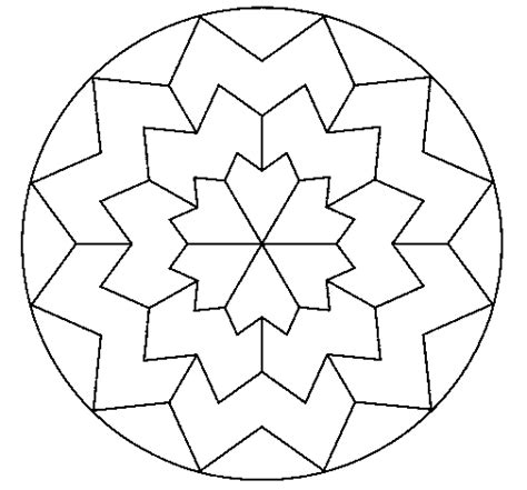 mandala coloring book a coloring book with easy and relaxing mandalas to color gift for boys tweens and beginners books mandala 29 coloring page coloringcrew