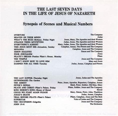 song for jesus david cassidy theatre jesus superstar