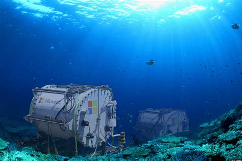 Senter Underwater Underwater Data Centers The Liquid Grid