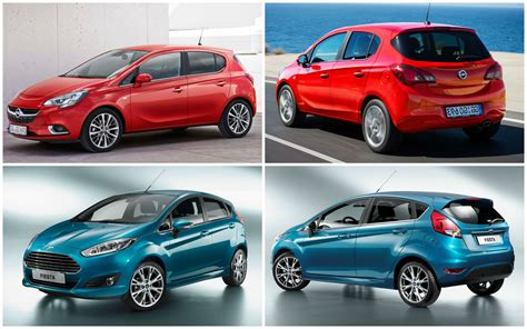 opel ford opel corsa 1 0 ecotec turbo vs ford 1 0 ecoboost