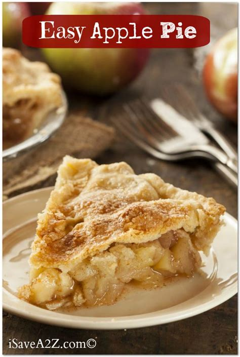 basic apple pie recipe dishmaps