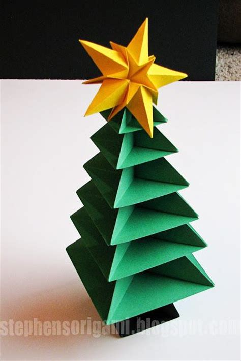 Origami Mistletoe - 348 best images about paper trees on trees