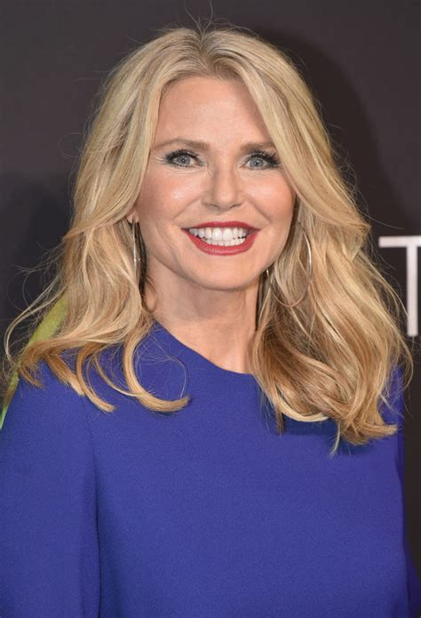 christie brinkley christie brinkley at the 30th fn achievement awards in new