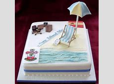 Retirement Cakes - From £55.00 - Centrepiece Cake Designs ... Happy Retirement Cake