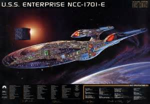 Enterprise Revision by Image Enterprise Ncc 1701 E Cutaway Poster Jpg Memory Alpha Fandom Powered By Wikia