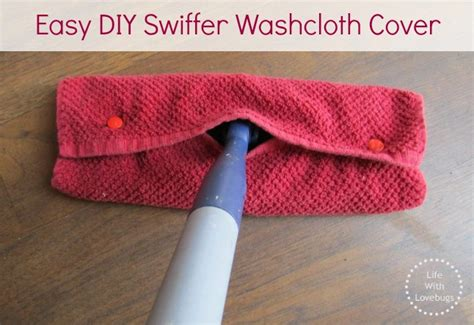 Easy Diy Cover by Easy Diy Swiffer Cover With Lovebugs