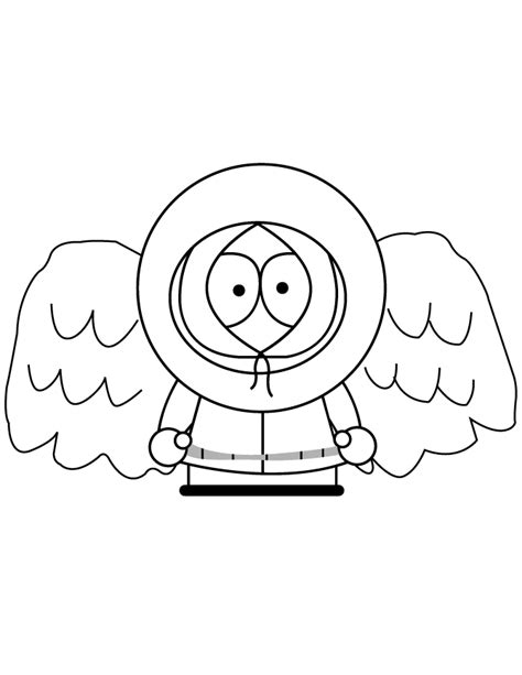 South Park Coloring Pages To Print Coloring Home South Park Coloring Pages