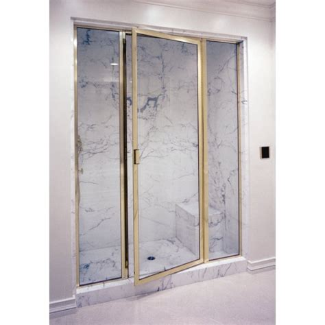Handicap Shower Doors Ada Shower Doors A Glass Act Shower Doors Frameless