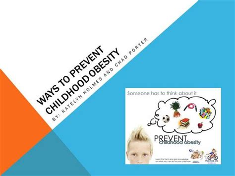 childhood obesity powerpoint templates childhood obesity presentation authorstream