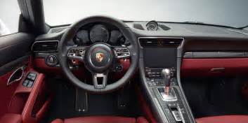 Porsche 911 Turbo Interior 2017 Porsche 911 Turbo S Review Specs And Price 2017