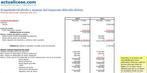 tarifa impuesto renta 2016 tarifa impuesto de renta 2016 personas juridicas colombia