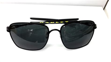 Kacamata Polarized Oakley Holbrook Black Mirror 1 kacamata oakley deviation polarized louisiana brigade