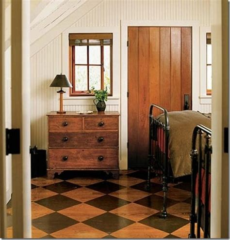 painted floor painted wood floors ideas