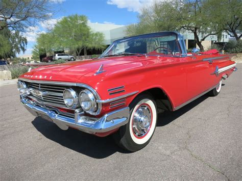 1960 chevrolet impala 1960 chevrolet impala convertible for sale
