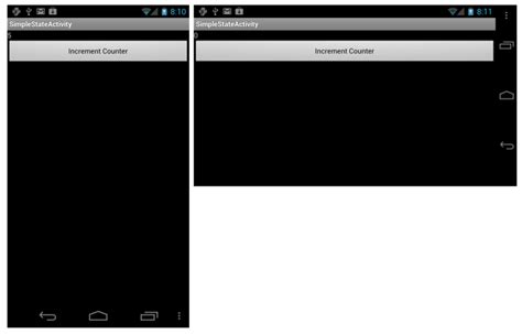 xamarin android set layout params handling rotation xamarin