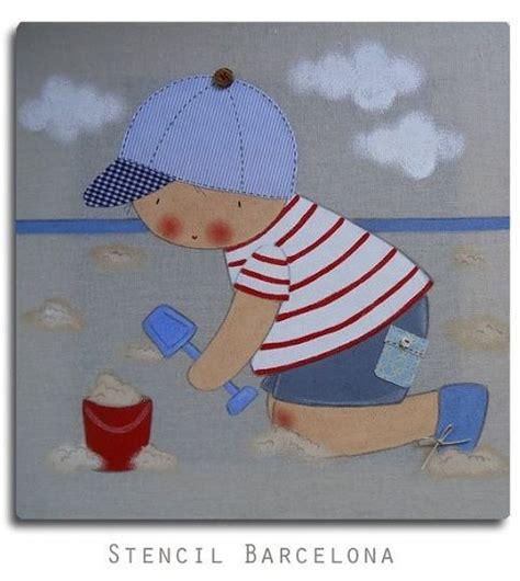 cuadros bebe personalizados cuadros bebes personalizados y murales infantiles stencil