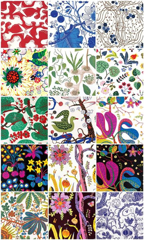 Day one: Josef Frank   dcwdesign // blog