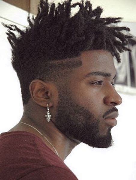 Simple hairstyle for Male Afro Hairstyles Afro hair styles