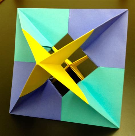 Modular Origami Book - teaching math with modular origami scholastic