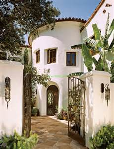 Spanish Style Home by Spanish Style Homes