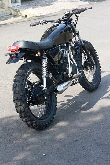 modifikasi motor klasik japstyle kumpulan motor