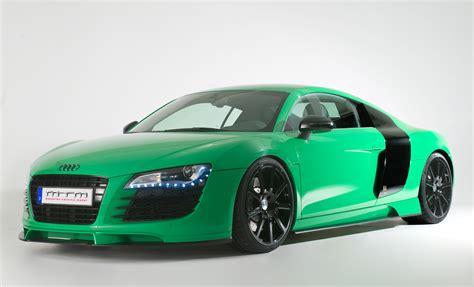 MTM Audi R8   Car Tuning