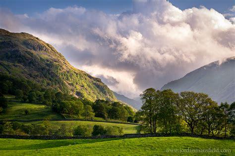 Landscape Pictures Borrowdale Cumbria Mansfield Landscape Photography