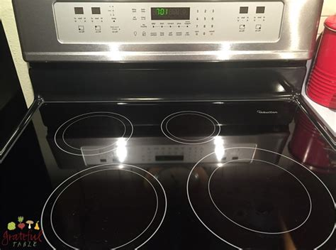 electric induction stove vs gas stove induction stove top vs gas electric cleaning tips grateful table