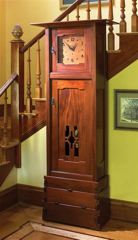 fearless furniture  indiana  dale barnards clock