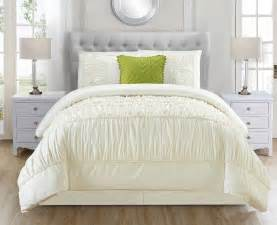 king size 7 comforter set ivory 5 jervis ivory comforter set