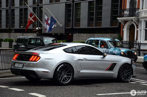 Ford Mustang Roush Stage 3 by Ford Mustang Roush Stage 3 2015 17 September 2016