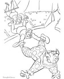 circus coloring pages circus color pages az coloring pages