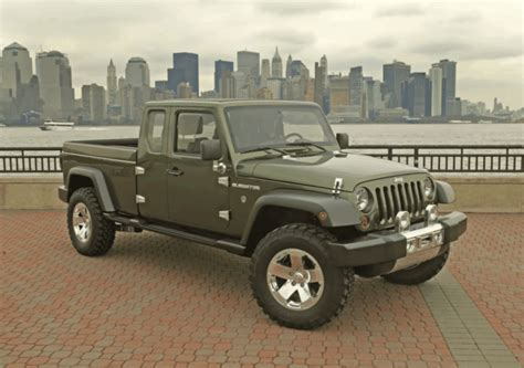 jeep concept truck gladiator jeep gladiator concept truck