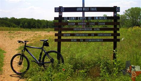 Knob Hill Trail by Mountainbiketx Trails Prairies Lakes Knobb