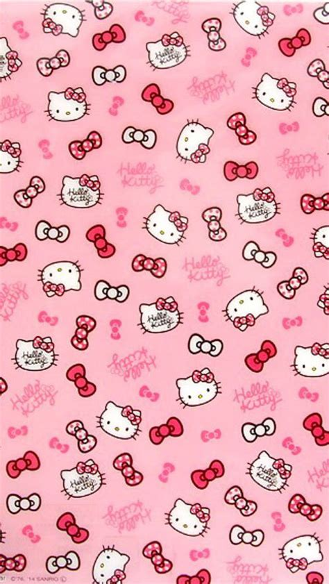 wallpaper hello kitty imlek 25 best ideas about hello kitty wallpaper on pinterest