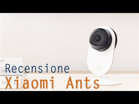 xiaomi ants tutorial review de la xiaomi yi camera tutorial espa 241 ol doovi