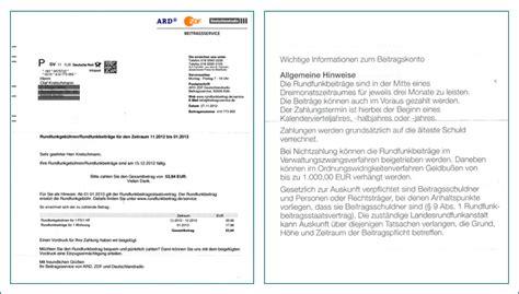 Musterbrief Gegen Gez Gebühren Olaf Kretschmann Vs Rundfunkbeitragspflicht Der Info Zum Gesamten Klageverfahren