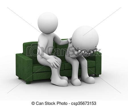 can stock photo clipart stock illustrations of 3d help support to depressed